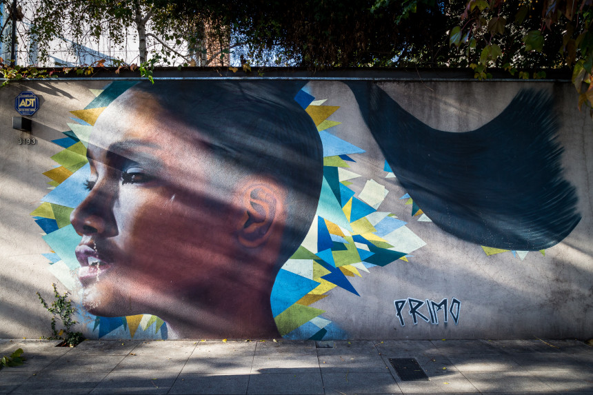 Mural by Primo