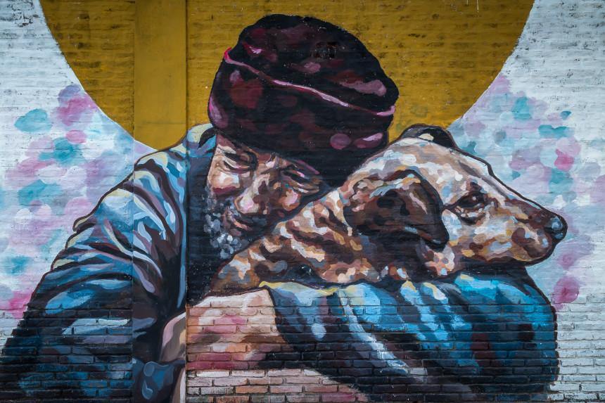 Mural by El Marian / KNO