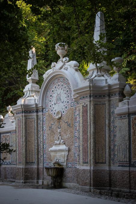 Fountain of Regaleira