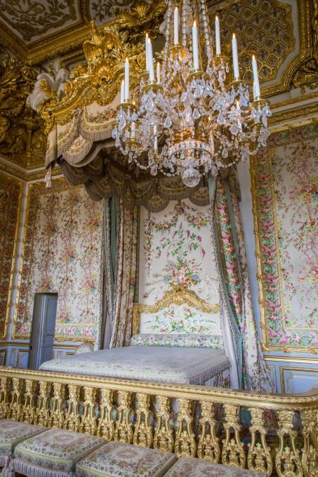 Marie Antoinette's chamber