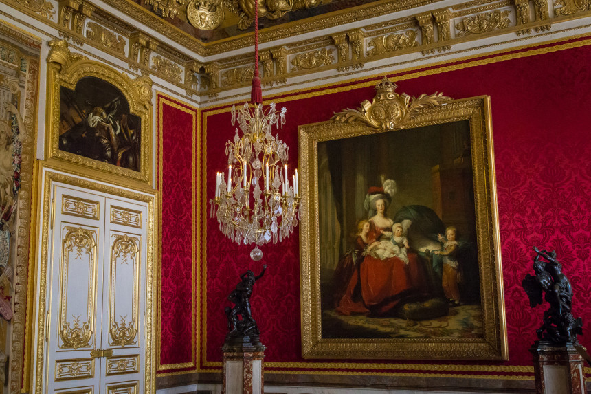 Marie Antoinette painting