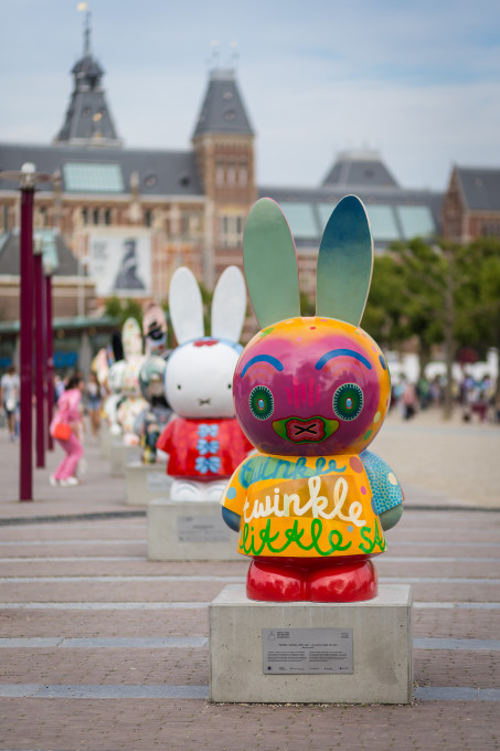Miffy Art Parade, Rik van Iersel