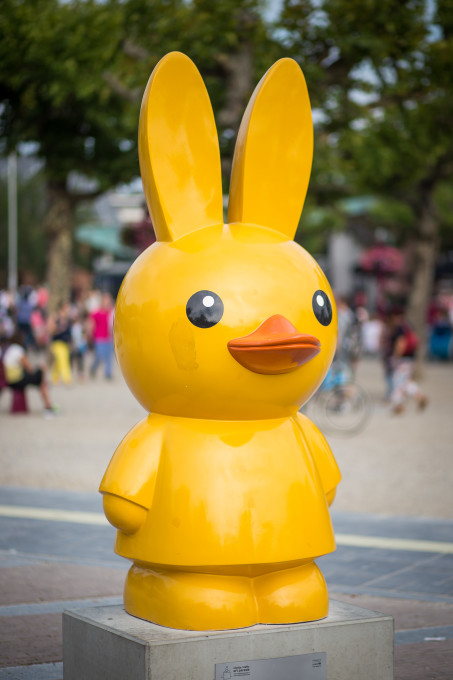 Miffy Art Parade, Florentijn Hofman