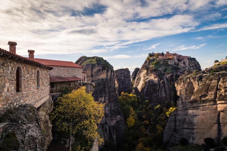Varlaam Monastery, Great Meteoron Monastery